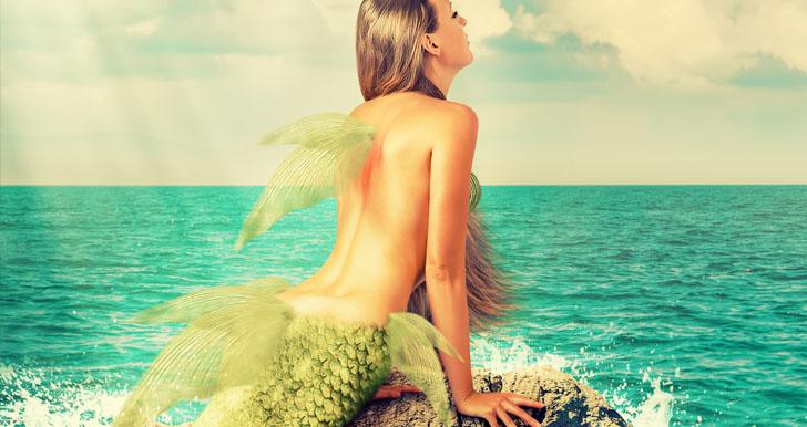 Capricorn The Mermaid