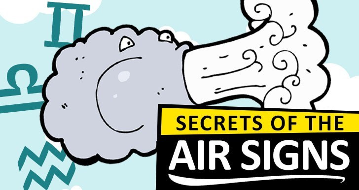 Secrets Of The Air Sites
