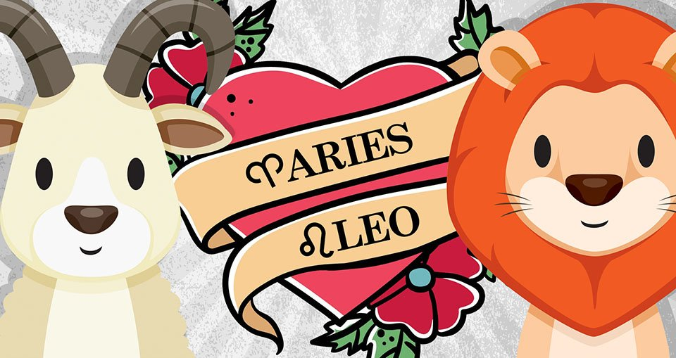 How compatible are aries and leo