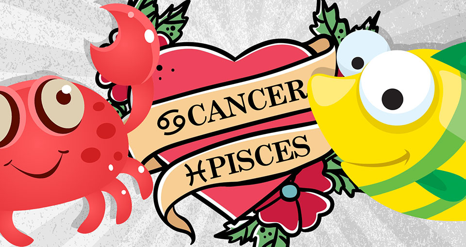 Cancer and Pisces Compatibility: Love, Sex & Relationships