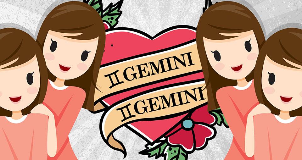 Gemini Gemini Compatibility In Love Sex and Marriage Life