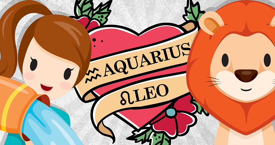 Leo and Aquarius Compatibility: Love, Sex & Relationships