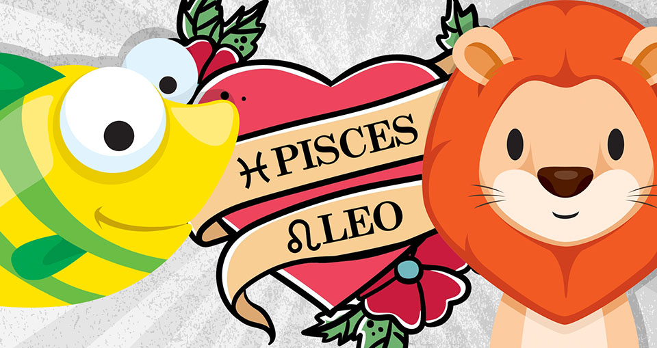 Leo and Pisces Compatibility: Love, Sex & Relationships