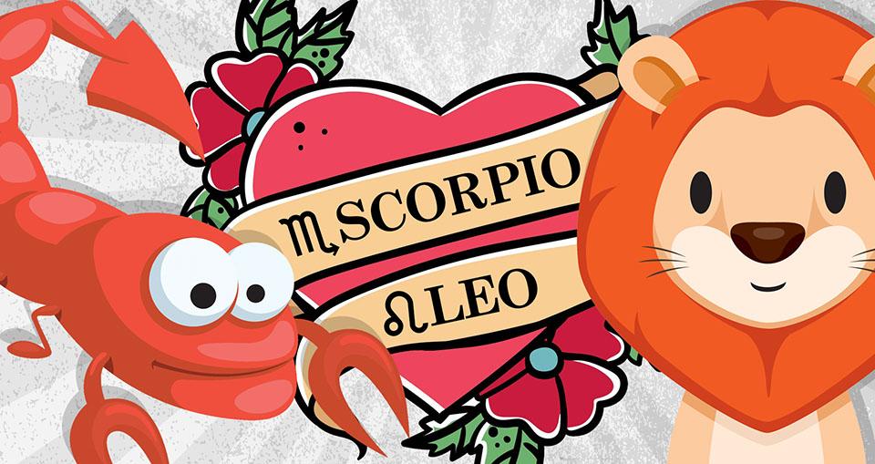 Leo scorpio sexual compatibility