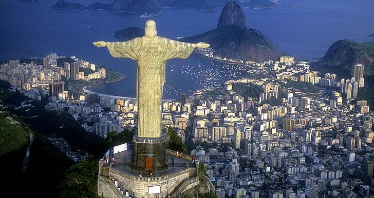 Chilling in Rio