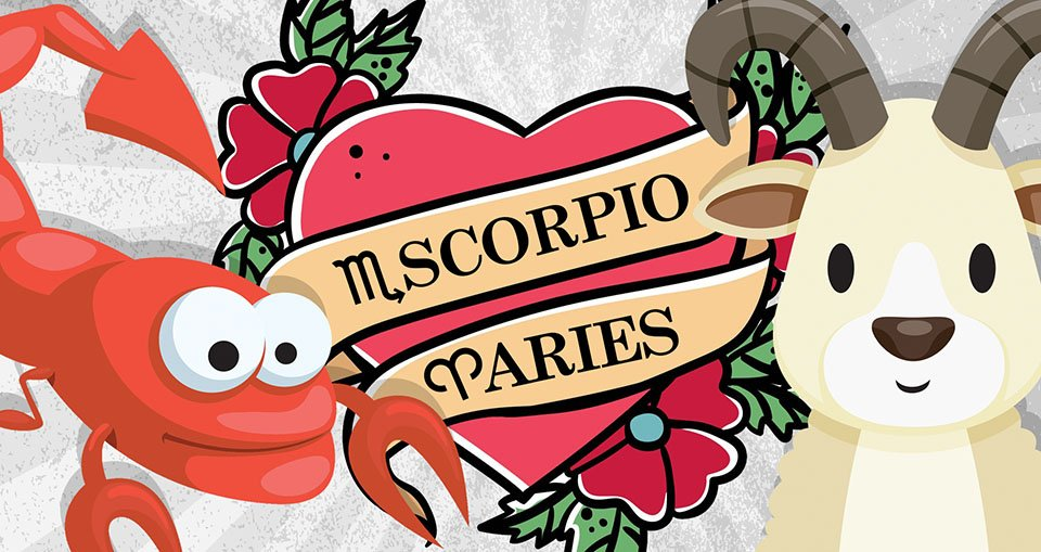 Aries and Scorpio Compatibility: Love, Sex & Relationships