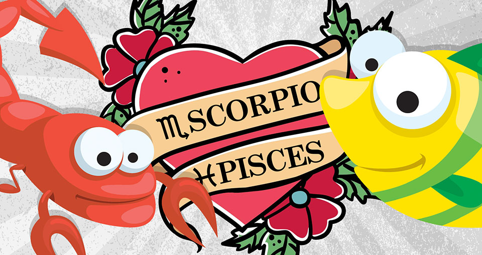 Scorpio and Pisces Compatibility: Love, Sex & Relationships