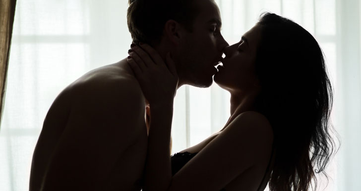 Pisces sensual kissing