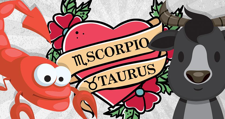 Scorpio and taurus sexuality