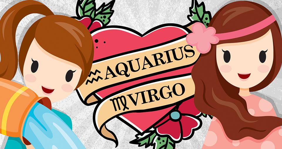 Virgo and aquarius sexual relationship