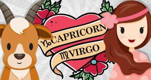 virgo & capricorn romantic compatibility